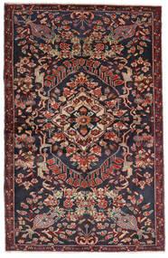 Bakhtiar Tappeto 133X205 Orientale Fatto A Mano Grigio Scuro/Rosso Scuro (Lana, Persia/Iran)