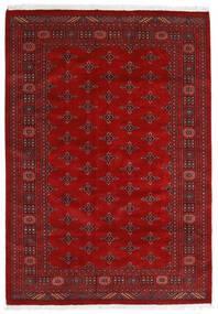 Pakistan Bukara 3Ply Tappeto 169X240 Orientale Fatto A Mano Ruggine/Rosso/Rosso Scuro (Lana, Pakistan)