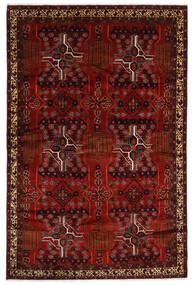 Beluch Tappeto 192X294 Orientale Fatto A Mano Rosso Scuro/Marrone Scuro (Lana, Persia/Iran)