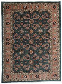 Ardebil Tappeto 295X393 Orientale Fatto A Mano Nero/Rosso Scuro Grandi (Lana, Persia/Iran)