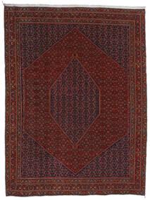 Bidjar Tappeto 304X404 Orientale Fatto A Mano Rosso Scuro/Marrone Scuro Grandi (Lana, Persia/Iran)