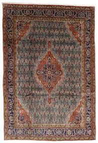 Bidjar Tappeto 225X330 Orientale Fatto A Mano Marrone Scuro/Marrone Chiaro (Lana, Persia/Iran)