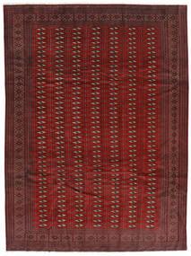 Turkaman Tappeto 248X337 Orientale Fatto A Mano Rosso Scuro/Marrone Scuro (Lana, Persia/Iran)