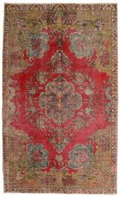 Vintage Heritage Tappeto 140X230 Moderno Fatto A Mano Marrone Scuro/Rosso Scuro (Lana, Persia/Iran)