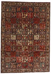 Bakhtiar Tappeto 225X317 Orientale Fatto A Mano Marrone Scuro/Rosso Scuro (Lana, Persia/Iran)