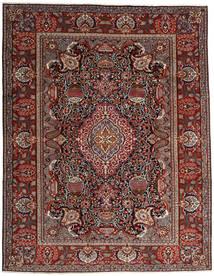 Kashmar Tappeto 296X376 Orientale Fatto A Mano Rosso Scuro/Grigio Scuro Grandi (Lana, Persia/Iran)
