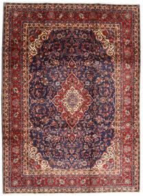 Hamadan Shahrbaf Tappeto 220X298 Orientale Fatto A Mano Rosso Scuro/Porpora Scuro (Lana, Persia/Iran)
