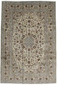 Keshan Tappeto 246X357 Orientale Fatto A Mano Marrone Scuro/Nero (Lana, Persia/Iran)