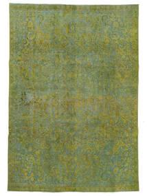 Vintage Heritage Tappeto 232X331 Moderno Fatto A Mano Verde Chiaro/Verde Oliva (Lana, Persia/Iran)