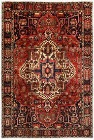 Bakhtiar Tappeto 214X316 Orientale Fatto A Mano Marrone Scuro/Rosso Scuro (Lana, Persia/Iran)