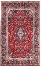 Mashad Tappeto 213X344 Orientale Fatto A Mano Porpora Scuro/Rosso (Lana, Persia/Iran)