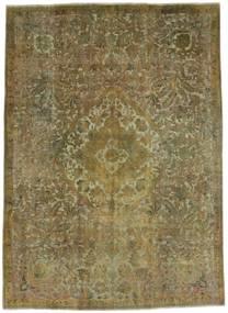 Vintage Heritage Tappeto 221X302 Moderno Fatto A Mano Verde Oliva (Lana, Persia/Iran)