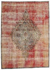 Vintage Heritage Tappeto 216X293 Moderno Fatto A Mano Marrone Chiaro/Rosso Scuro (Lana, Persia/Iran)