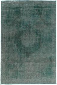 Vintage Heritage Tappeto 163X248 Moderno Fatto A Mano Verde Scuro/Turchese Scuro (Lana, Persia/Iran)