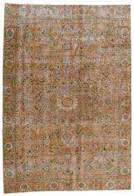 Vintage Heritage Tappeto 186X270 Moderno Fatto A Mano Marrone Chiaro/Grigio Chiaro (Lana, Persia/Iran)