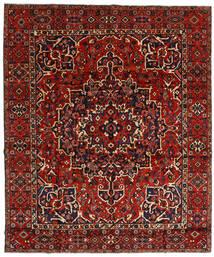 Bakhtiar Tappeto 310X370 Orientale Fatto A Mano Rosso Scuro/Ruggine/Rosso Grandi (Lana, Persia/Iran)