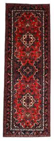 Hamadan Tappeto 112X314 Orientale Fatto A Mano Alfombra Pasillo Rosso Scuro/Ruggine/Rosso (Lana, Persia/Iran)