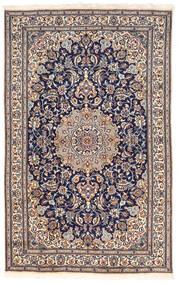 Nain Tappeto 155X250 Orientale Fatto A Mano Grigio Scuro/Marrone Scuro (Lana, Persia/Iran)