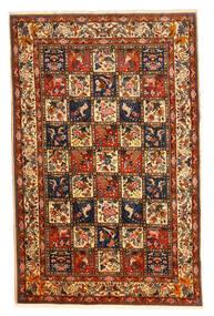 Bakhtiar Collectible Tappeto 210X323 Orientale Fatto A Mano Marrone Scuro/Rosso Scuro (Lana, Persia/Iran)
