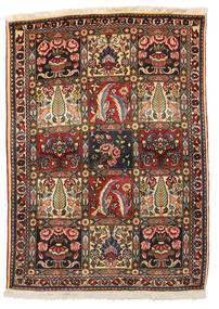 Bakhtiar Collectible Tappeto 109X152 Orientale Fatto A Mano Marrone Scuro/Beige (Lana, Persia/Iran)