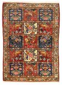 Bakhtiar Collectible Tappeto 115X155 Orientale Fatto A Mano Marrone Scuro/Rosso (Lana, Persia/Iran)