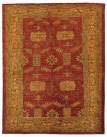 Oriental Overdyed Tappeto 144X183 Moderno Fatto A Mano Marrone Scuro/Rosso Scuro/Beige (Lana, Persia/Iran)
