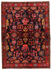Lillian Tappeto 146X200 Orientale Fatto A Mano Marrone Scuro/Rosso Scuro (Lana, Persia/Iran)