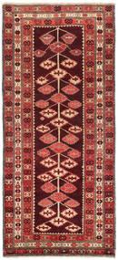 Kilim Karabakh Tappeto 132X303 Orientale Tessuto A Mano Alfombra Pasillo Rosso Scuro/Ruggine/Rosso (Lana, Azarbaijan/Russia)