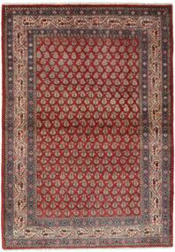 Saruk Mir Tappeto 106X158 Orientale Fatto A Mano Marrone Scuro/Nero (Lana, Persia/Iran)