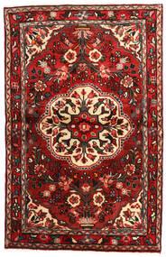 Mehraban Tappeto 100X168 Orientale Fatto A Mano Rosso Scuro/Marrone Scuro (Lana, Persia/Iran)
