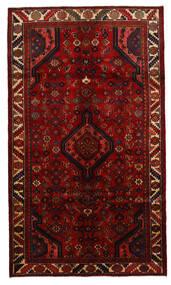 Asadabad Tappeto 152X262 Orientale Fatto A Mano Rosso Scuro/Rosso (Lana, Persia/Iran)
