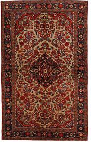 Lillian Tappeto 148X240 Orientale Fatto A Mano Marrone Scuro/Rosso Scuro (Lana, Persia/Iran)