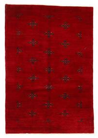 Huttan Tappeto 125X183 Orientale Fatto A Mano Rosso Scuro (Lana, Pakistan)