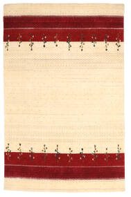 Loribaf Loom Tappeto 153X241 Moderno Fatto A Mano Beige Scuro/Beige (Lana, India)