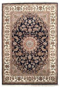 Nain Indo Tappeto 171X249 Orientale Fatto A Mano Marrone/Beige ( India)