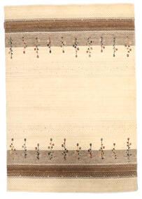 Loribaf Loom Tappeto 124X180 Moderno Fatto A Mano Beige/Beige Scuro (Lana, India)