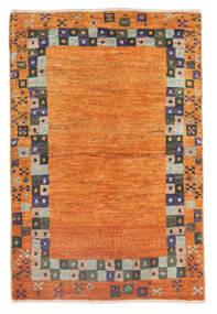 Gabbeh Persia Tappeto 60X92 Moderno Fatto A Mano Arancione/Marrone (Lana, Persia/Iran)