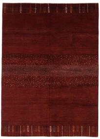 Gabbeh Persia Tappeto 169X230 Moderno Fatto A Mano Rosso/Marrone Scuro (Lana, Persia/Iran)