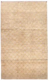Gabbeh Persia Tappeto 113X186 Moderno Fatto A Mano Beige/Marrone Chiaro (Lana, Persia/Iran)