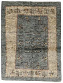Gabbeh Persia Tappeto 155X202 Moderno Fatto A Mano Grigio Chiaro/Grigio Scuro (Lana, Persia/Iran)