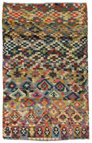 Moroccan Berber - Afghanistan Tappeto 117X182 Moderno Fatto A Mano Grigio Scuro/Grigio Chiaro (Lana, Afghanistan)