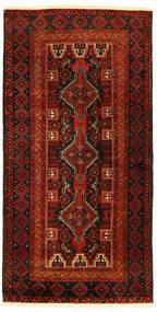 Beluch Tappeto 96X193 Orientale Fatto A Mano (Lana, Persia/Iran)