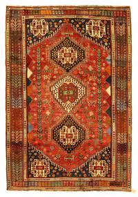 Ghashghai Tappeto 182X270 Orientale Fatto A Mano (Lana, Persia/Iran)